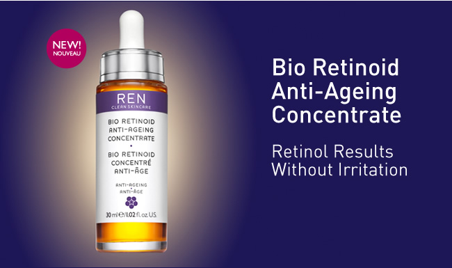 REN Bio Retinoid Anti-Ageing Concentrate (Mature Skins) 30ml
