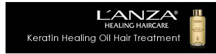 Lanza Keratin Healing Oil Hair Treatment: